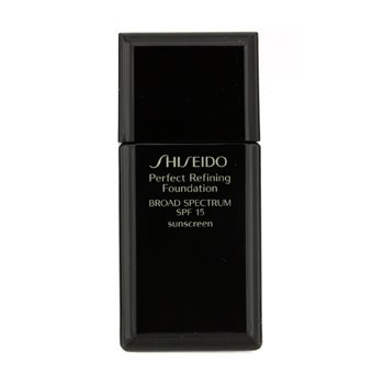 Shiseido Perfect Refining Foundation SPF15 - # B20 Natural Light Beige  30ml/1oz