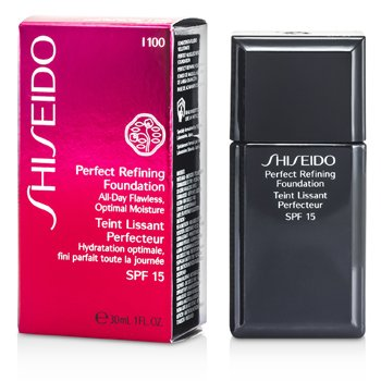 Shiseido Perfect Refining Foundation SPF15 - # I100 Very Deep Ivory  30ml/1oz