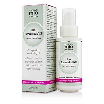 Mama Mio Tummy Rub Stretch Mark Oil 120ml/4.1oz