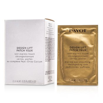 PayotLes Design Lift Design Lift Patch Yeux (Salon Size) 20x1.5ml/0.05oz