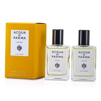 Acqua Di ParmaAcqua di Parma Colonia Agua de Colonia Vap. Viaje Recambios 2x30ml/1oz