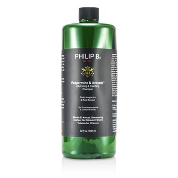 Philip BPeppermint & Avocado Volumizing & Clarifying Shampoo 947ml/32oz