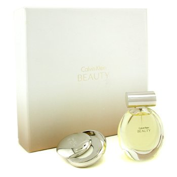 Calvin Klein Beauty Coffret: Eau De Parfum Spray 30ml/1oz + Solid Parfum Purse Charm 1.2g  2pcs