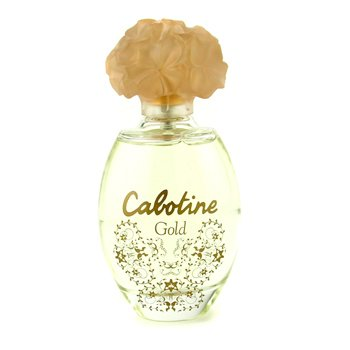 Gres Cabotine Gold Eau De Toilette Spray  100ml/3.4oz