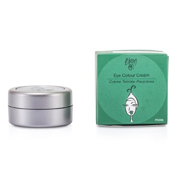 Bloom Eye Colour Cream - # Moss  3.5g/0.12oz