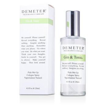 DemeterGin & Tonic Cologne Spray 120ml/4oz