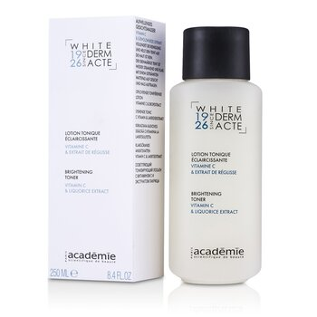 AcademieDerm Acte Brightening Toner 250ml/8.4oz