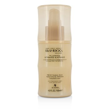 Alterna Bamboo Volume Plumping Strand Expand (For Strong  Thick  Full-Bodied Hair) 100ml/4oz