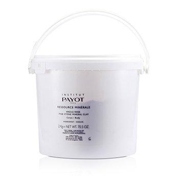 PayotRessource Minerale Argile Verte Pink Stone Arcilla Mineral 2kg/70.5oz