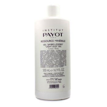 PayotRessource Minerale Soin Jambes Light Legs Gel (Salon Size) 500ml/16.9oz
