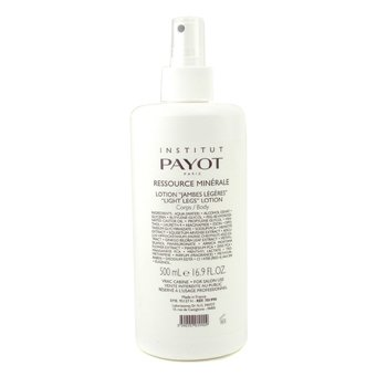 Payot Ressource Minerale Soin Jambes Leg Ressource Minerale Lotion (Salon Size) 500ml/16.9oz