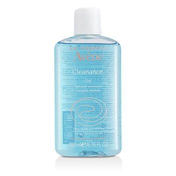 AveneLo��o de limpeza Gel Cleanance Soapless  200ml/6.76oz