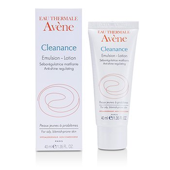 AveneLo��o reguladora anti-brilho de limpeza 40ml/1.35oz