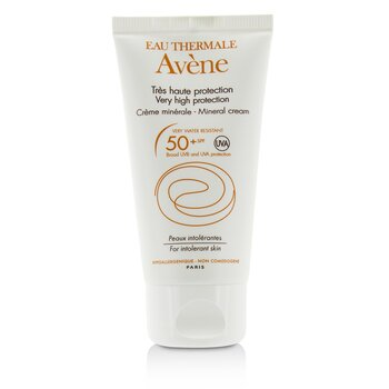 AveneHigh Protection Mineral Creme SPF 50 50ml/1.94oz