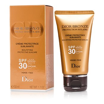 Christian DiorDior Bronze Beautifying Protective Suncare SPF 30 For Face 50ml/1.7oz