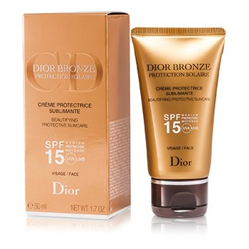 Christian DiorDior Bronze Beautifying Protective Suncare SPF 15 For Face 50ml/1.7oz