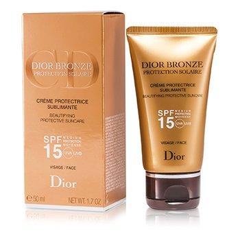 Christian Dior Dior Bronze Protector Solar Embellecedor SPF 15 Para Rostro  50ml/1.7oz