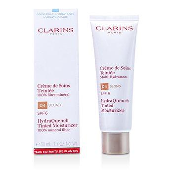 ClarinsHydraQuench Tinted Hidratante  SPF6 - # 04 Blond 50ml/1.7oz
