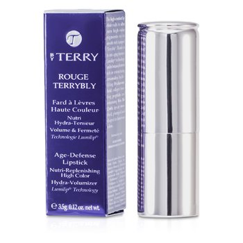 By Terry Rouge Terrybly Age Defense Lipstick - # 103 Plumping Nude  3.5g/0.12oz