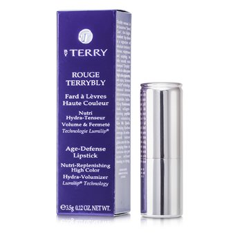 By Terry Rouge Terrybly Age Defense Lipstick - # 104 Bimbo Brown  3.5g/0.12oz