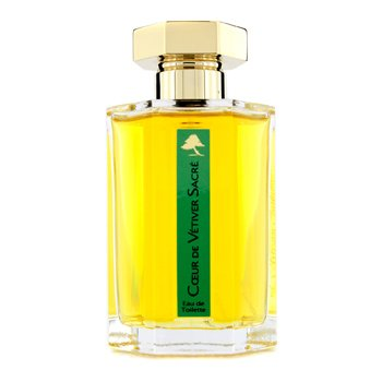 L'Artisan Parfumeur Coeur De Vetiver Sacre Eau De Toilette Spray (New Packaging)  100ml/3.4oz