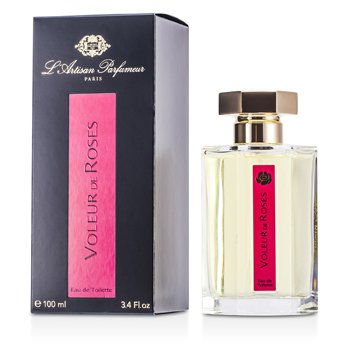 L'Artisan Parfumeur Voleur De Roses Eau De Toilette Spray (New Packaging)  100ml/3.4oz