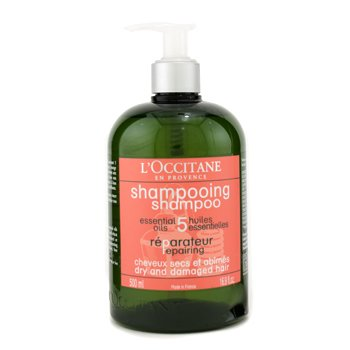 L'Occitane Aromachologie Repairing Shampoo (For Dry & Damaged Hair) 500ml/16.9oz