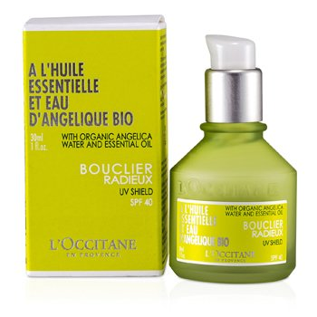 L'OccitaneAngelica UV Shield Tabir Surya SPF40 30ml/1oz