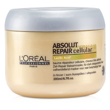 Professionnel Expert SerieProfessionnel Expert Serie - Absolut Repair Cellular Mask (For Very Damaged Hair) 200ml/6.7oz