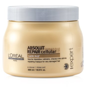 L'OrealCreme Professionnel Expert Serie - Absolut Repair Cellular Mask ( cabelos danificados  ) 500ml/16.9oz