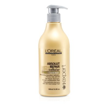 L'OrealProfessionnel Expert Serie - Absolut Repair Cellular Shampoo 500ml/16.9oz
