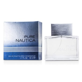 Nautica Pure Nautica Eau De Toilette Spray  50ml/1.7oz