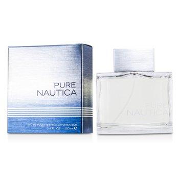 Nautica Pure Nautica Eau De Toilette Spray  100ml/3.4oz