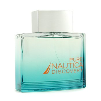 Nautica Pure Discovery Eau De Toilette Spray  100ml/3.4oz
