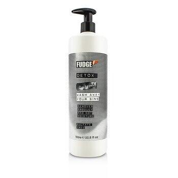 Fudge Detox Shampoo - Sulfate Free (Removes Product & Not Moisture)  1000ml/33.8oz