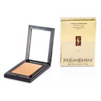Yves Saint LaurentTerre Saharienne Bronzing Powder - #4 Sable Abricot 10g/0.35oz