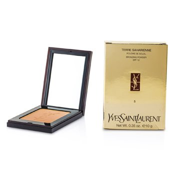 Yves Saint Laurent Terre Saharienne Bronzing Powder - #5 Sable Cannelle  10g/0.35oz