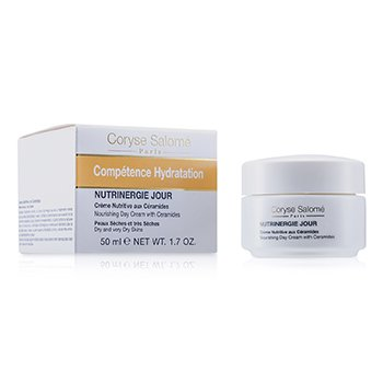 Coryse Salome Competence Hydratation Nourishing Day Cream (Dry or Very Dry Skin)  50ml/1.7oz