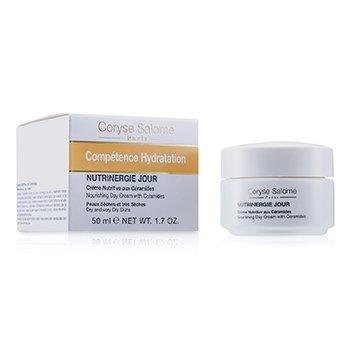 Coryse SalomeCompetence Hydratation Nourishing Day Cream (Dry or Very Dry Skin) 50ml/1.7oz