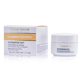 Coryse Salome Competence Hydratation Nourishing Night Cream (Dry or Very Dry Skin)  50ml/1.7oz