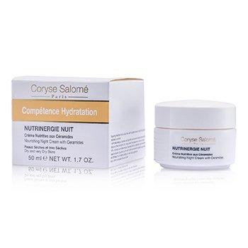 Coryse SalomeCompetence Hydratation Nourishing Night Cream (Dry or Very Dry Skin) 50ml/1.7oz