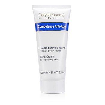 Coryse Salome Competence Anti-Age Hand Cream (Dry Skin)  100ml/3.4oz