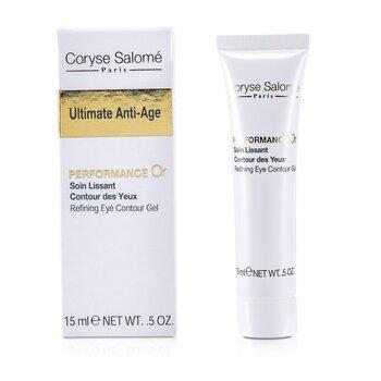 Coryse Salome Ultimate Anti-Age Refining Eye Contour Gel (Without Cellophane) 15ml/0.5oz