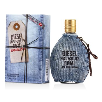 DieselFuel for Life Denim Collection Homme Eau De Toilette Spray 50ml/1.7oz