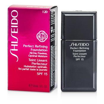 Shiseido Perfect Refining Base de Maquillaje SPF15 - # I20 Natural Light Ivory  30ml/1oz