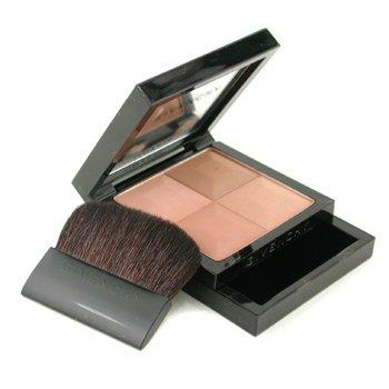 Givenchy Paleta czterech matowych pudr�w prasowanych Le Prisme Visage Mat Soft Compact Face Powder - #86 Toffee Taffeta  11g/0.38oz