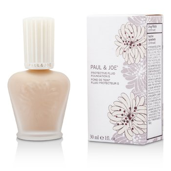 Paul & Joe Protective Fluid Foundation S SPF27 PA++ - # 201 (Fresh)  30ml/1oz