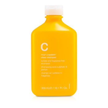 Modern Organic Products C-System Clean Shampoo (Sulfate & Fragrance Free)  300ml/10.15oz