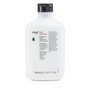 Modern Organic Products Pear Gentle Shampoo (For Infants, Toddlers & Sensitive Scalps)  300ml/10.15oz