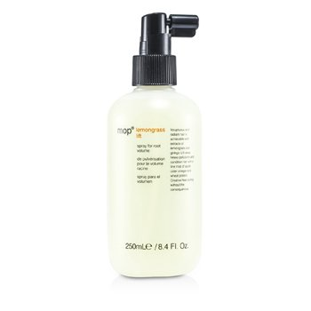 Modern Organic Products Lemongrass Lift (For Root Volume & Styling Protection)  250ml/8.45oz